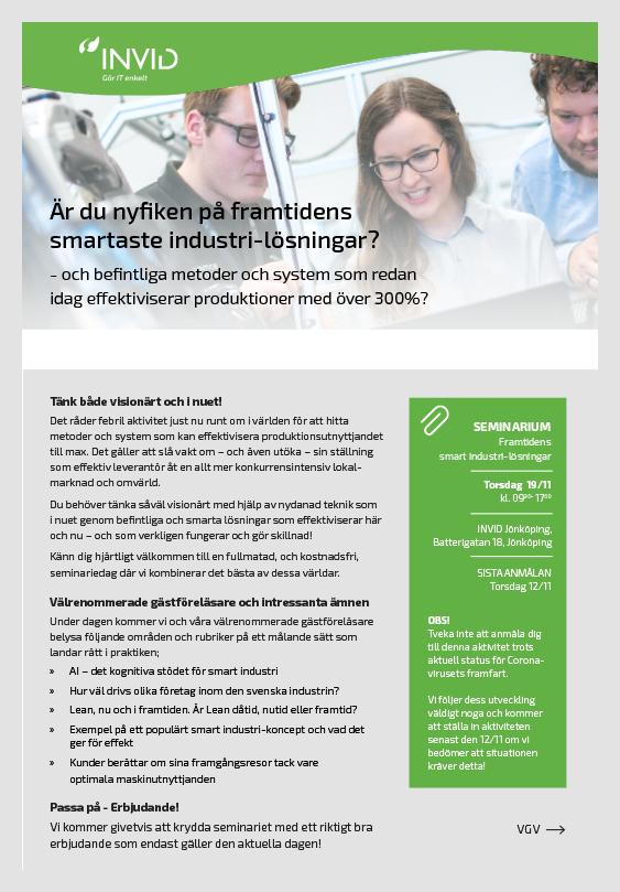 20201119 - Smart Industri-inbjudan