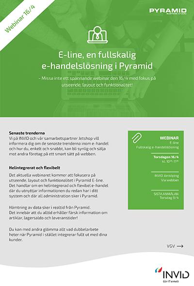 Webinar E-line pdf